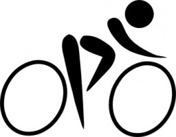Roadcycling Pictogram